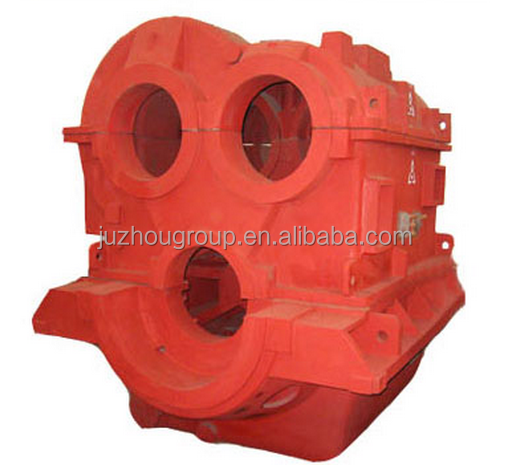 GWC marine ductile iron casting astm a536 65-45-12