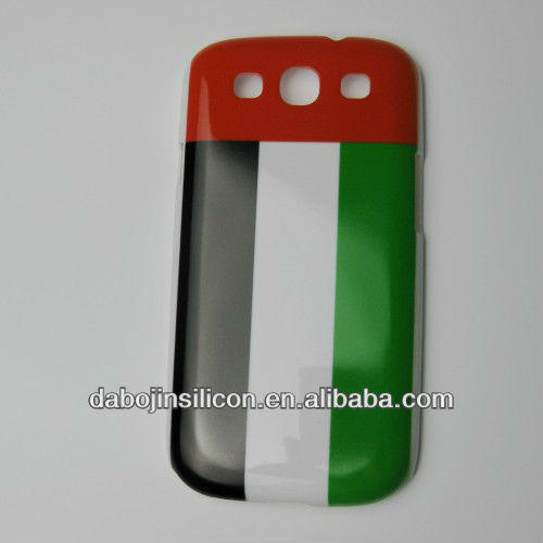 UAE national flag mobile phone case for iphone4/4S/5/5S/Samsung S3/S4