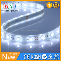 Best price high quality 3528 smd IP65 5mm width led strip with CE ROHS