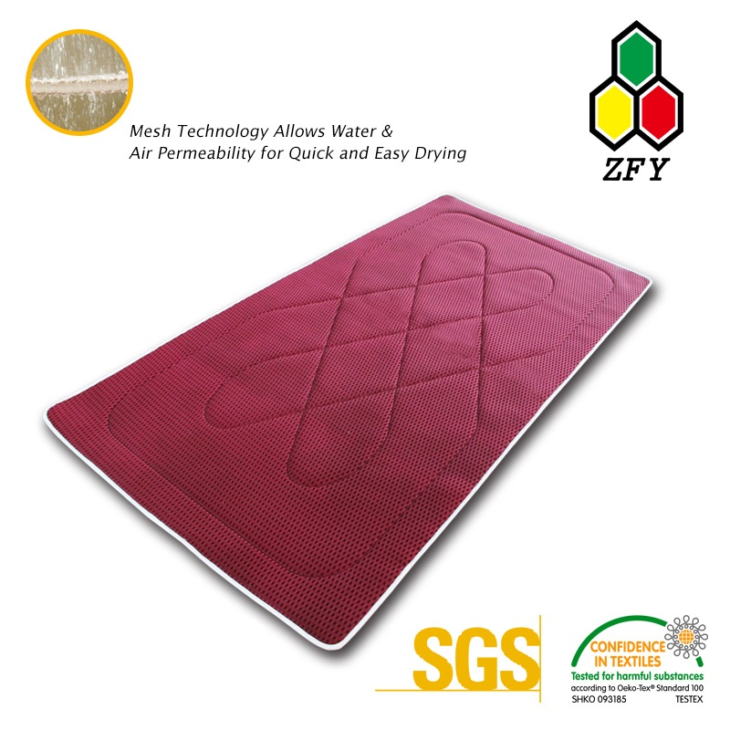 2018 new arrival & free sample silicone mattress topper - Jozy Mattress | Jozy.net