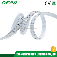 car thin 50meter flexible color changing led rope light ip65