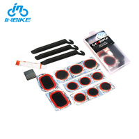 Inbike High Quality Fix bike bicycle flat tire repair patch glue lever set