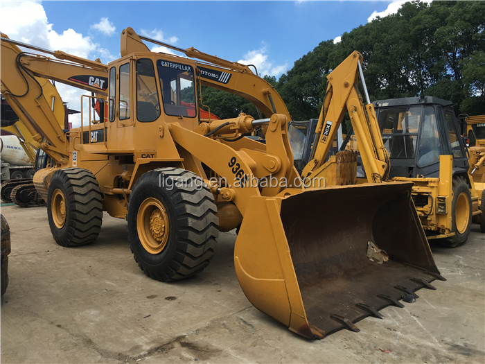Used wheel loader 936E/used loader 936E made in USA for sale