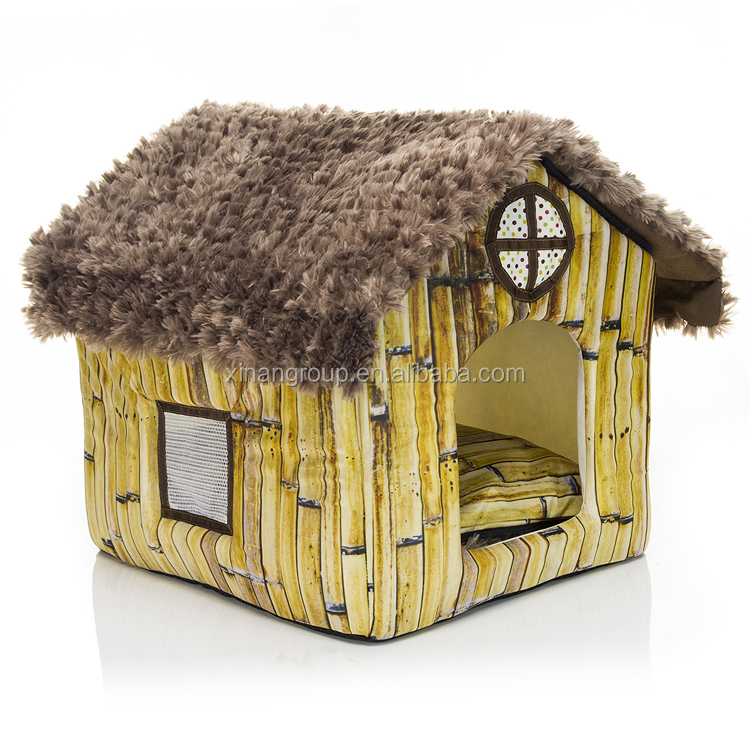 ODM in Stock Free Sample Indoor Soft Warm Dog Pet House