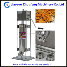 Best selling spanish churros making machines churro frying machine/ fried bread stick forming machine
