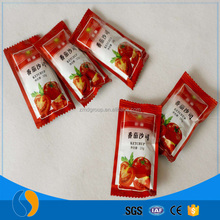 Factory price machine tomato ketchup turn key project tomato sauce raw material