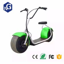 customized color samsung battery 1000w eec electric scooter New Generation 2 seat electric scooter