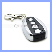 Keychain Universal Mini 433.92mhz or 315mhz 4 Keys Copy Code Garage Door Universal Remote Control
