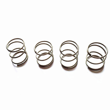 Custom High Quality Color Zinc heavy duty Helical Coil Compression Spring