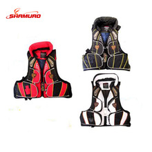 Promotion prices High Quality Durable Using Various Color Safety Life Jacket Fishing Vest Fishing Wear