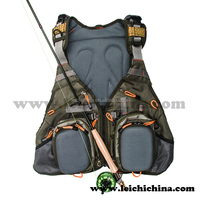 high quality breathable fly fishing vests