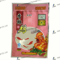 heat seal meat/roast chicken food grade plastic bags
