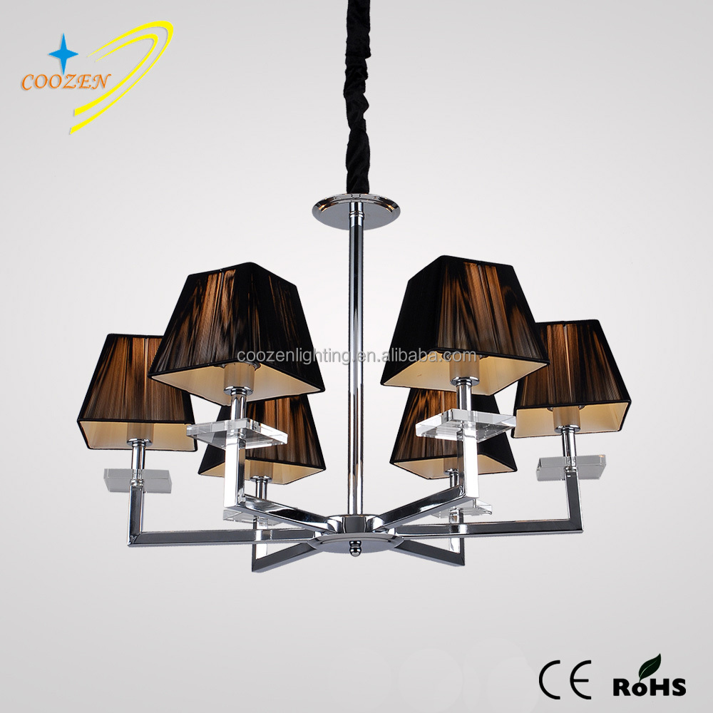 GZ40162-6P High quality modern ceiling light hanging pendent lamps for sale