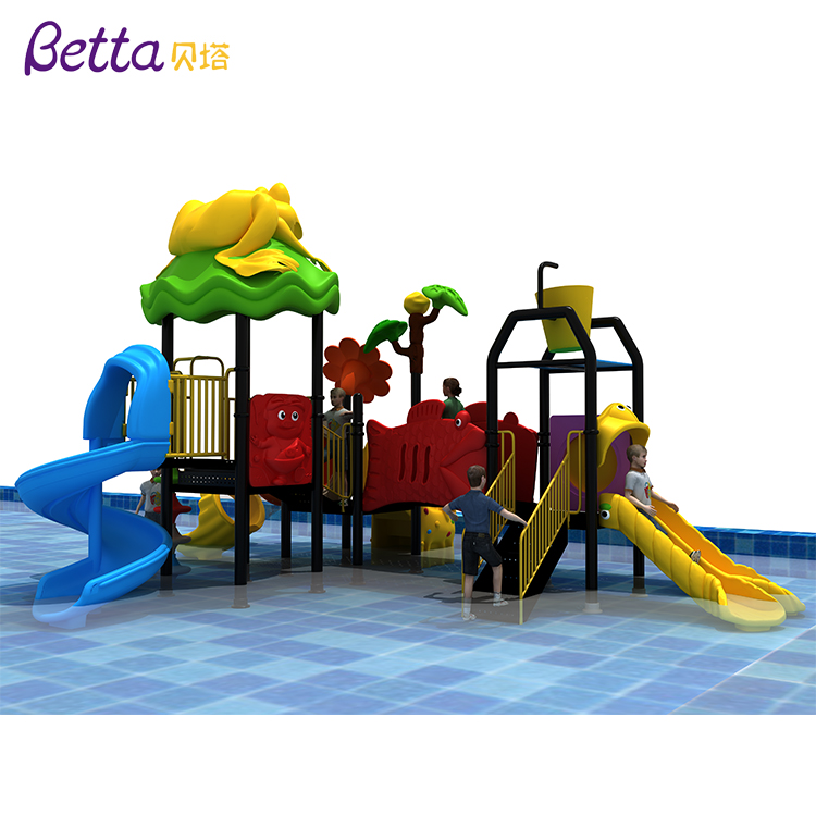 Proper Price Amusement Park Commercial Water Playground Equipment Sale