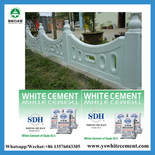 GRC decoration material white cement