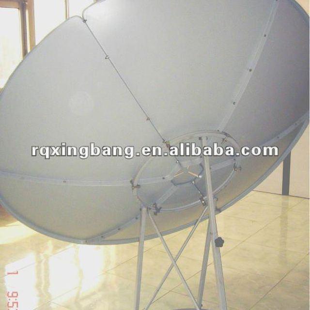 c band satellite dish antenna