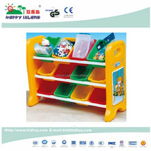 Toy Storage Unit School Furniture Of Children Toy Cabinet HB-04001