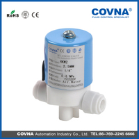 PP Valve Solenoid for Drinking Fountain