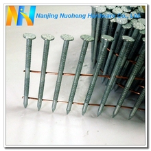 2.3X45R/MG 15 Degree Ring Shank Mechanical Galvanized common wire nail