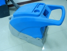 compact floor washing cleaning machine