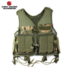 Digital Camouflage Green Army Vest Tactical