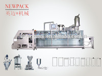 Cleanser Essence/ Laundry Detergent/Soap Powder Horizontal Packing Machine