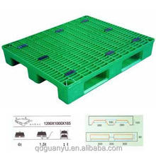 plastic durable pallet for racking system used in warehouse 1200*1000