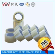 SGS and ISO9001 certificate clear bopp carton sealing tape