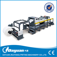 GM-1400/1700/1900 Paper Roll to Sheet Cutting Machine