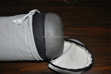 Wholesale Luxury Round Memory foam Massage Bolster Car Seat Neck Support Pillow