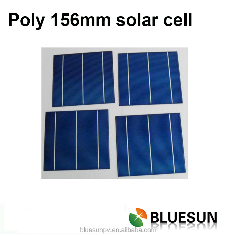 High efficiency best sale solar cell poly 156 and mono 125 156 cell