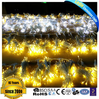 2016 new product green led curtain lights wholesale Free sample