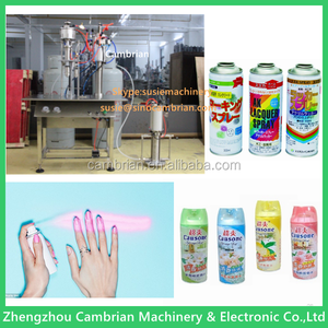Medicine factory used aerosol filler with easy operation
