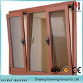 Open Flexible AluminumTilt & Turn Reception Sliding Window