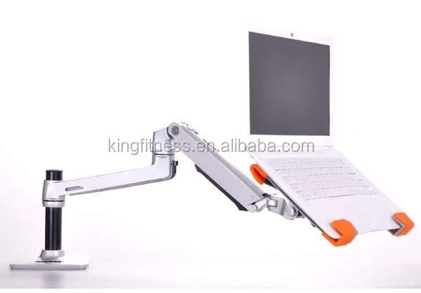 Top quality cheap laptop arm LCD/computer/notebook stand