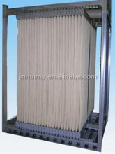 Low price coconut fiber water filters,hollow fiber filter,hollow fiber uf filter