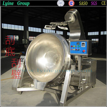 Automatic Cooking Pot Mixer Electric oil planet mixer