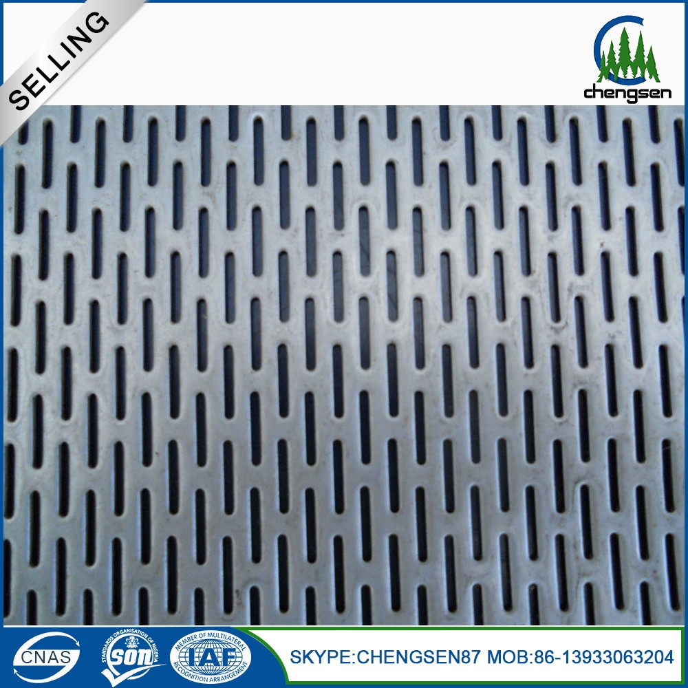 China supplier perforated fabric mesh from direct factory price list