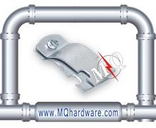 6 Inch Steel Galvanized Channel Pipe Clamp for electrical conduit