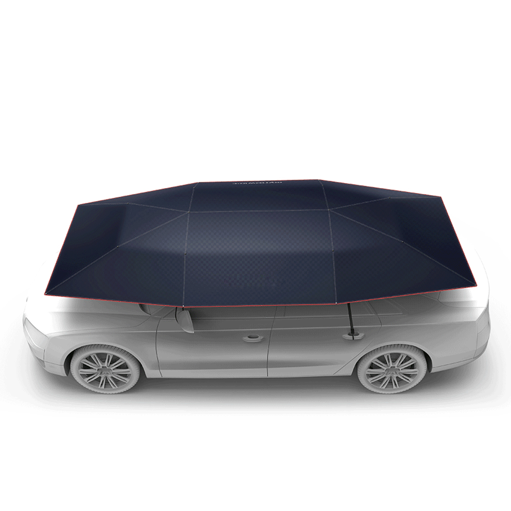 Auto reverse portable car umbrella with high quality