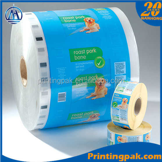 China LDPE anti corrosion VCI film