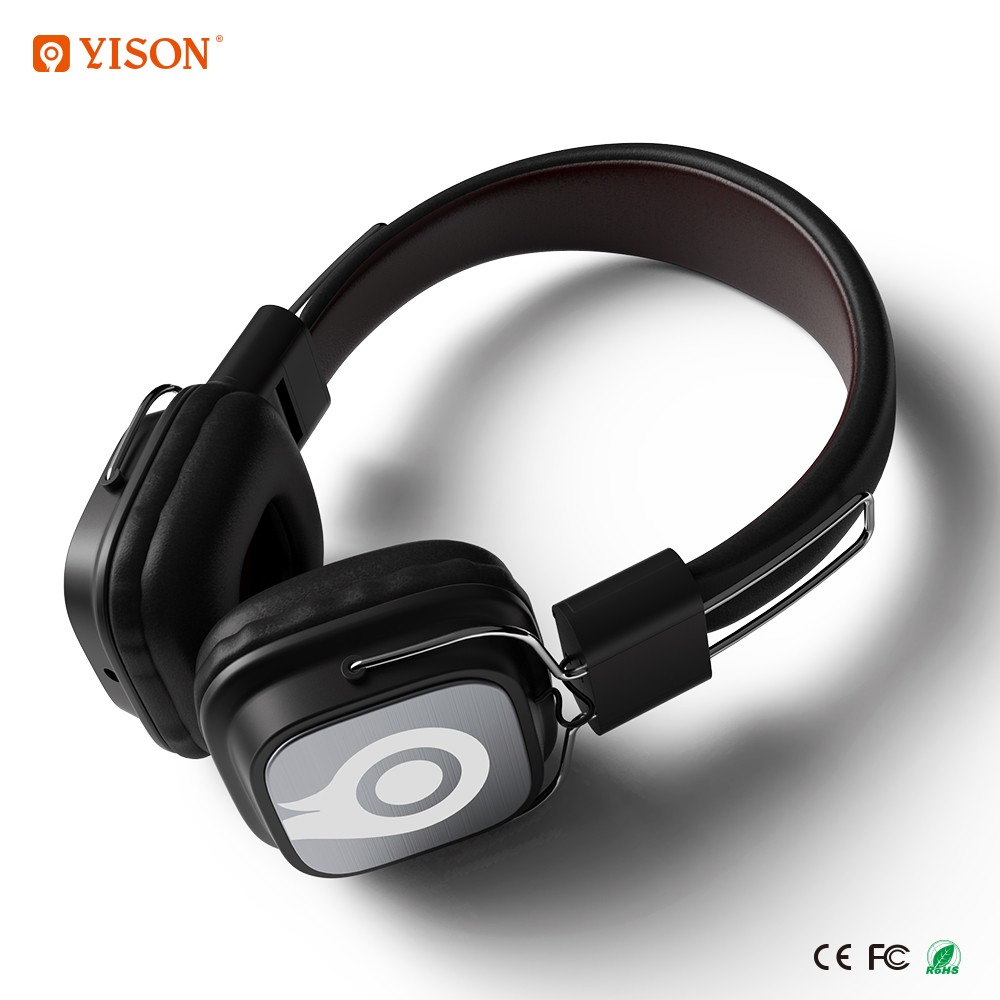 YISON HP162 High Quality 40mm Driver The Foldable Headphone With Mic