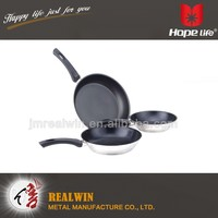 2016 hot selling ceramic coating frying pan used pots and pans sale , pots and pans