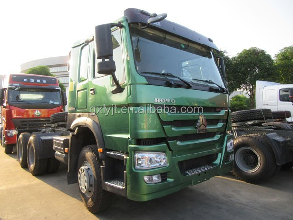 Howo 336~420hp 6x4 Tractor Truck/tractor Head