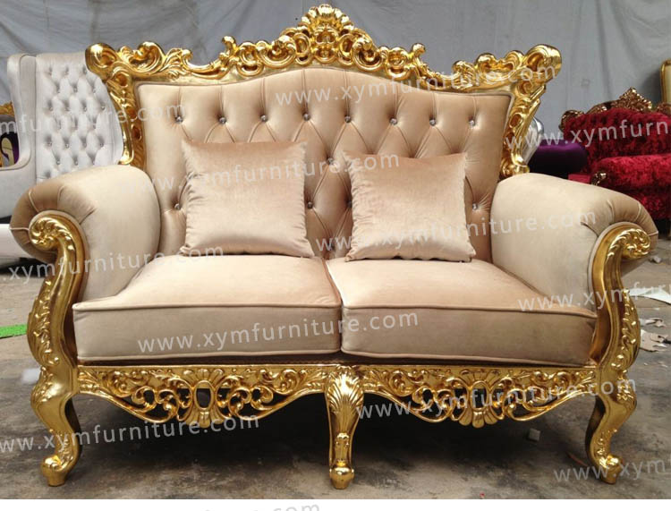 Hot sell luxury bed room furniture buy bed room for Royal chair designs