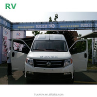 dongfeng chassis mobile caravan for sale