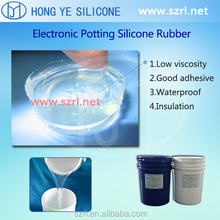 2 Part/Component/Compound Electronic Potting Silicone Rubber