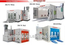 The best choice to Spray Painting Booth all kinds of Style with portable room
