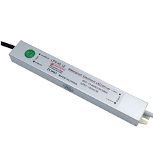 FCC CE RoHS Approved 12V 45W IP67 LED Driver for Park Lighting