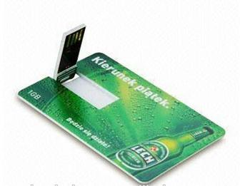 Gift Credit Card USB drive, present free printing credit card usb removable disk, bank card usb flash drive
